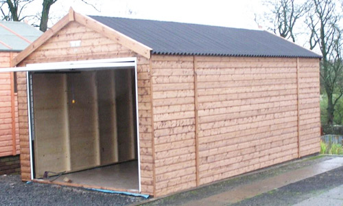 How To Build A Wood Shed From Scratch Wooden Sheds Ayrshire