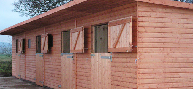 Timber Buildings Kilmarnock | Timber Wood Kilmarnock | Outbuildings Ayrshire